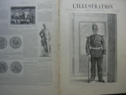 L'ILLUSTRATION 2918 AFFAIRE DREYFUS PROCES HENRY REINACH/ TONKIN/ MARONITE/ ALIENES/ - 1850 - 1899
