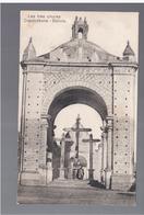 BOLIVIA Las Tres Cruces Copacabana Ca 1920 OLD POSTCARD - Bolivia