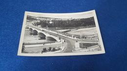 ANTIQUE PHOTO POSTCARD PORTUGAL COIMBRA - PONTE DE SANTA CLARA CIRCULATED 1956 - Coimbra