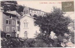 66-LE TECH- L'ÉGLISE - France