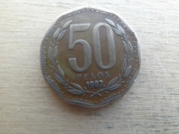 Chili  50  Pesos  1997 Km 219.2 - Chili
