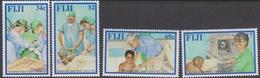 Fiji SG 1174-1177 2002 Open Heart Operation, Mint Never Hinged - Fiji (1970-...)