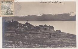 NORVEGE  ADVENT CITY ( LOCAL STAMP WELLMANNS STATION VERY RARE )  SPITSBERGEN  SPITZBERGEN   NORGE NORWAY - Norway