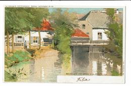 CPA - Carte Postale --Belgique - Bruxelles - La Senne à La Petite Ile   VM1933 - Maritiem