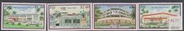 Fiji SG 1186-1189 2003 New Mail Centre, Mint Never Hinged - Fiji (1970-...)