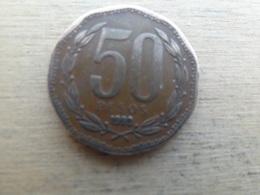 Chili  50  Pesos  1993 Km 219.2 - Chili