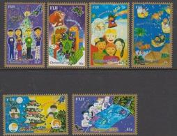 Fiji SG 1208-1213 2003 Christmas, Mint Never Hinged - Fiji (1970-...)