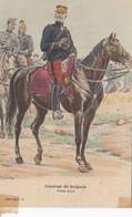 CPA ( Militaria) General De Brigade Petite Tenue (b .bur Theme)(illus Lalauze) - Uniformen