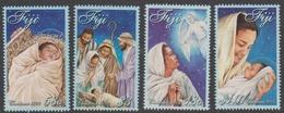 Fiji SG 1247-1250 2004 Christmas, Mint Never Hinged - Fiji (1970-...)