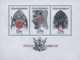 Ref. 30930 * NEW *  - CZECH REPUBLIC . 1998. PRAGA EN TIEMPOS DE CARLOS IV - República Checa