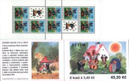 Ref. 1917 * NEW *  - CZECH REPUBLIC . 2002. INTERNATIONAL CHILDREN'S DAY. DIA INTERNACIONAL DEL NI�O - Czech Republic