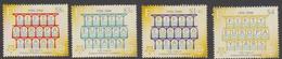 Fiji SG 1267-1270 2005 Europa 50th Anniversary, Mint Never Hinged - Fiji (1970-...)