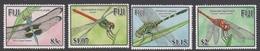 Fiji SG 1287-1290 2005 Dragon Flies, Mint Never Hinged - Fiji (1970-...)