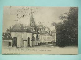 Mondorf Les Bains.Château De Preisch.1922 - Mondorf-les-Bains