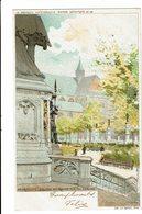 CPA - Carte Postale --Belgique -Bruxelles - Square Et Eglise Du Sablon   VM1936 - Lanen, Boulevards