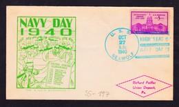 "US Navy, USS""SEAWULF"" (SS-197)1940,SUNK 28.12.1944, Cachet !! Look Scan !! 13.11-80 - Duikboten"