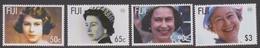 Fiji SG 1315-1318 2006 Queen Elizabeth II Birthday, Mint Never Hinged - Fiji (1970-...)