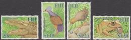 Fiji SG 1326-1329 2006 Extint Megafauna, Mint Never Hinged - Fiji (1970-...)