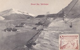 NORVEGE   SPITSBERGEN  ( LOCAL STAMP VERY RARE )  ADVENT BAY    SPITZBERGEN   NORGE NORWAY - Norway