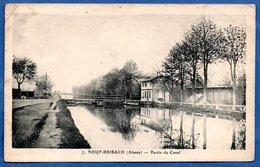 Neuf Brisach  / Partie Du Canal - Neuf Brisach