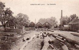 93Sv  39 Chatelay La Scierie - Frankreich