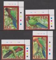 Fiji SG 1359-1362 2007 Exotic Birds, Mint Never Hinged - Fiji (1970-...)