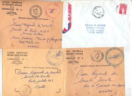 Lettre Cachet Pointe à Pitre  à Voir - Marcophilie (Lettres)