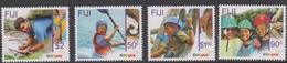 Fiji SG 1367-1370 2007 Scouts, Mint Never Hinged - Fiji (1970-...)