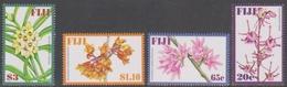 Fiji SG 1372-1375 2007 Orchids, Mint Never Hinged - Fiji (1970-...)