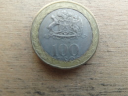 Chili  100 Pesos  2006 Km 236 - Chili