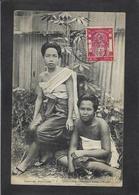 CPA SIAM Thaïlande Asie Circulé Femme Girl Woman - Thaïlande