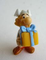 FIGURINE ASTERIX KINDER 2009 VARIANTE TETE DROITE TBE (2) - Asterix & Obelix