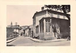 13 - Mallemort - Le Carrefour - La Rue Fernand-Pauriol - Mallemort