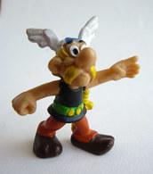 TRES RARE FIGURINE ASTERIX BULLY 1982 Type Utilisé Pour Les Publicitaires ANCEL - Asterix & Obelix