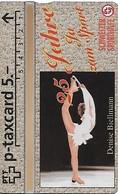 PTT-p: KP-93/56ZG 506L Stiftung Schweizer Sporthilfe - Eiskunstlaufen - Schweiz