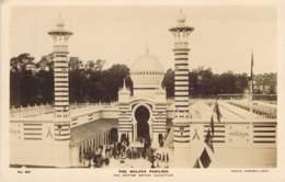 London  - The Malaya Pavilion Weltausstellung 1924 - Andere