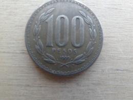 Chili  100  Pesos  1999  Km 226.2 - Chili