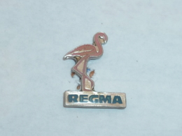 Pin's FLAMAND ROSE REGMA - Animaux