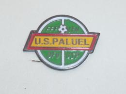 Pin's FOOTBALL, U.S. PALUEL - Football