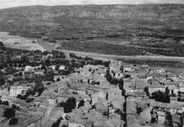 13 - Mallemort - Beau Plan Aérien De La Ville - La Vallée De La Durance - Le Pont De Mérindol - Les Monts Du Lubéron - Mallemort