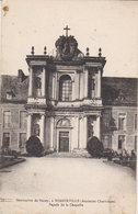 Art Sur Meurthe - Bosserville - Séminaire De Nancy ( Ancienne Charteuse ) Façade De La Chapelle - Nancy
