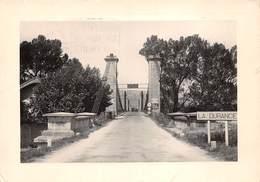 13 - Mallemort - Entrée Du Pont Vers Méirndol Dans Le Vaucluse - Mallemort