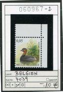 Buzin - Belgien - Belgique -  Belgium - Belgie - COB 3993 - Michel 4039 - Zwergtaucher  - ** Mnh Neuf Postfris - 1985-.. Birds (Buzin)