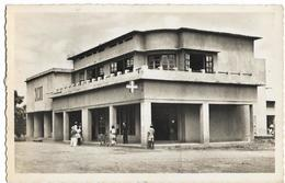 BANGUI (Oubangui AEF) Pharmacie Brunon.  Ed. Pauleau 188 - República Centroafricana