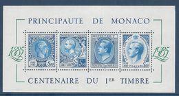 Monaco - Bloc YT N° 33 - Neuf Sans Charnière - 1985 - Blocks & Kleinbögen