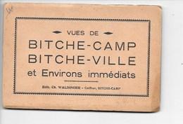 BITCHE-CAMP. Carnet De 9 Cartes. - Bitche