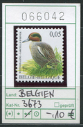 Buzin - Belgien - Belgique - Belgium - Belgie - Michel 3673  - Vögel Oiseaux Birds -  - ** Mnh Neuf Postfris - 1985-.. Pájaros (Buzin)