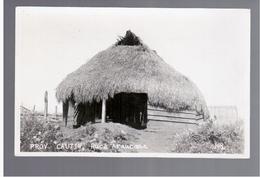 CHILE Prov Cautin Ruca Araucana  Ca 1930 OLD PHOTO POSTCARD - Cile