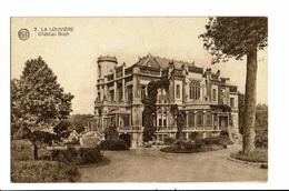 CPA - Carte Postale --Belgique -La Louvière - Chateau Boch VM1944 - La Louviere