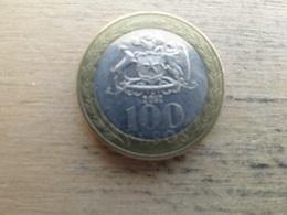Chili  100 Pesos  2012 Km 236 - Chili